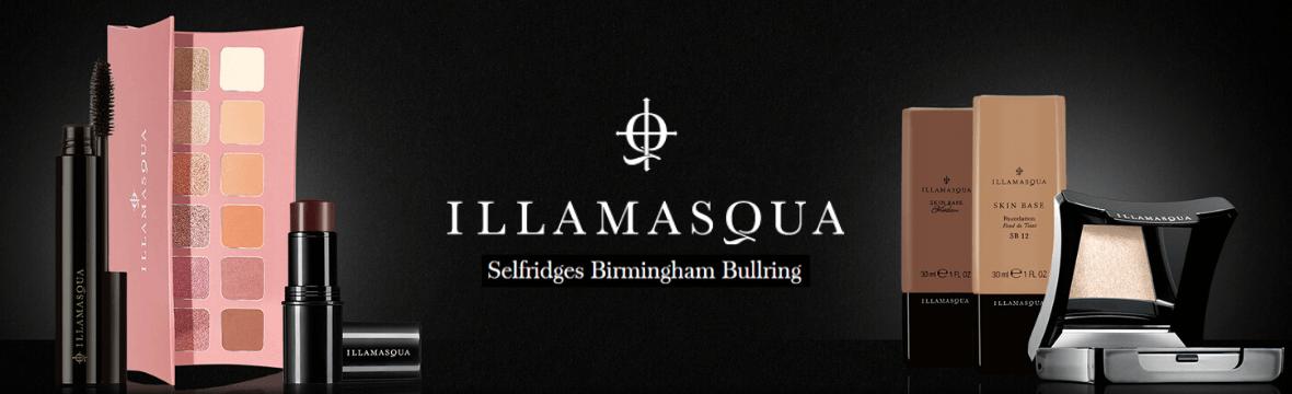 Illamasqua x Selfridges sign up