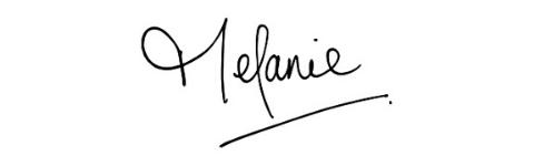 Mel's Signiture