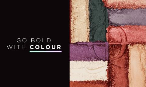 Go Bold With Colour