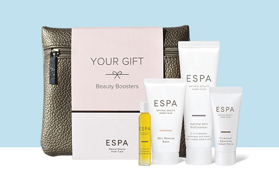 Beauty Boosters (worth $74)