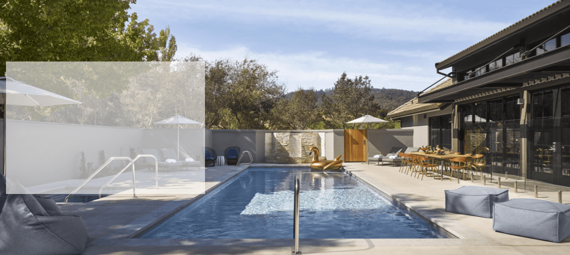 Spa of the Month | January The Spa at the Estate