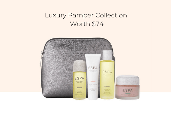 Luxury Pamper Collection (Worth $74)