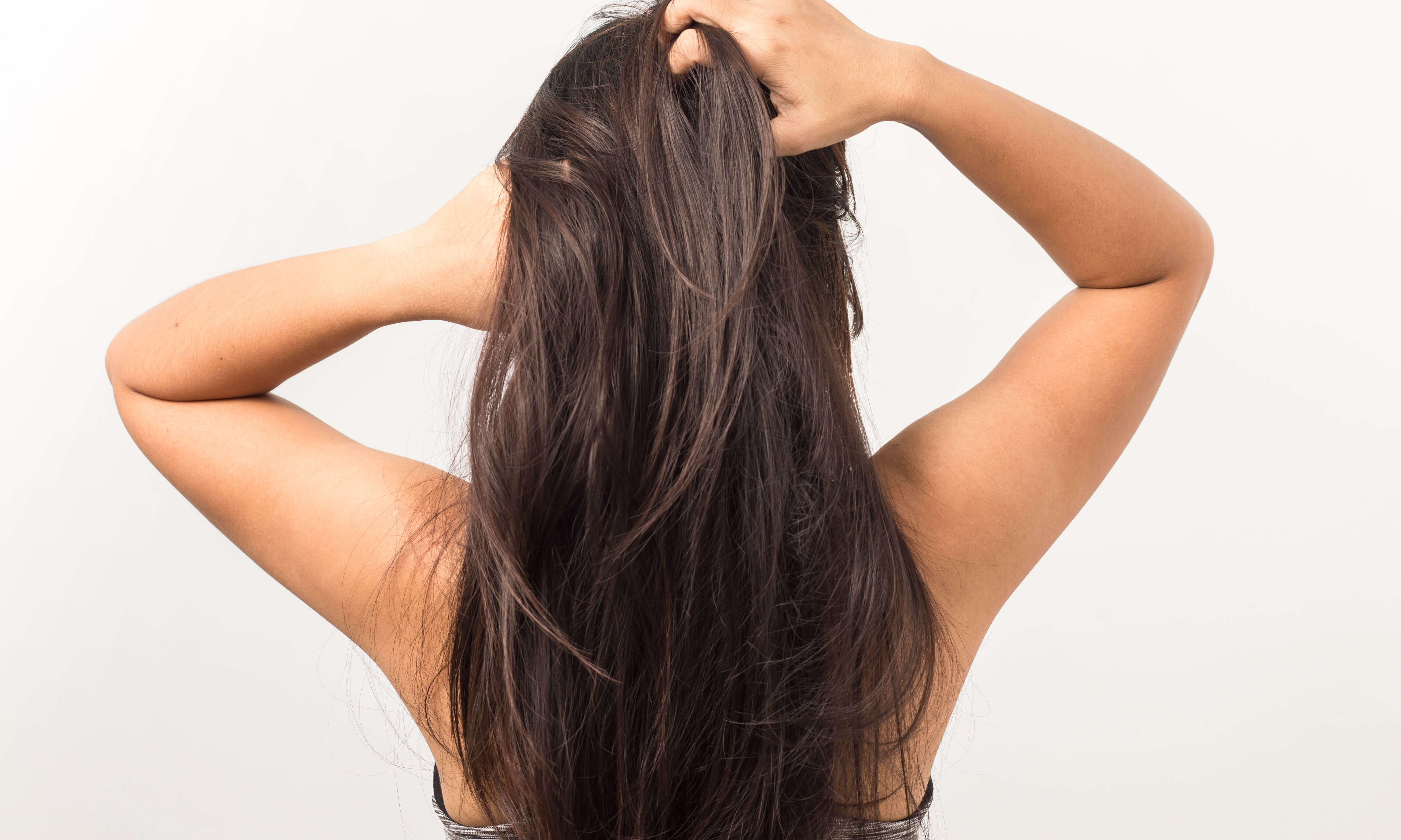 Healthy-Looking Hair and Scalp