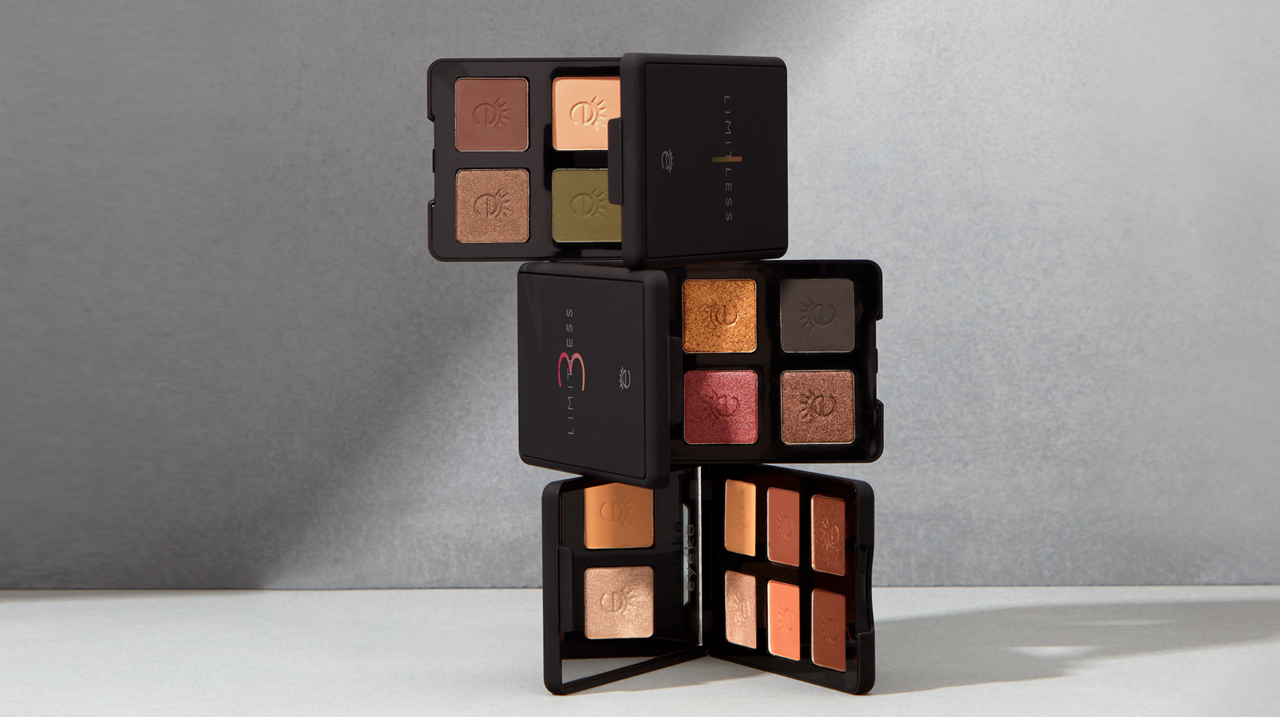 Limitless Eyeshadow Palettes