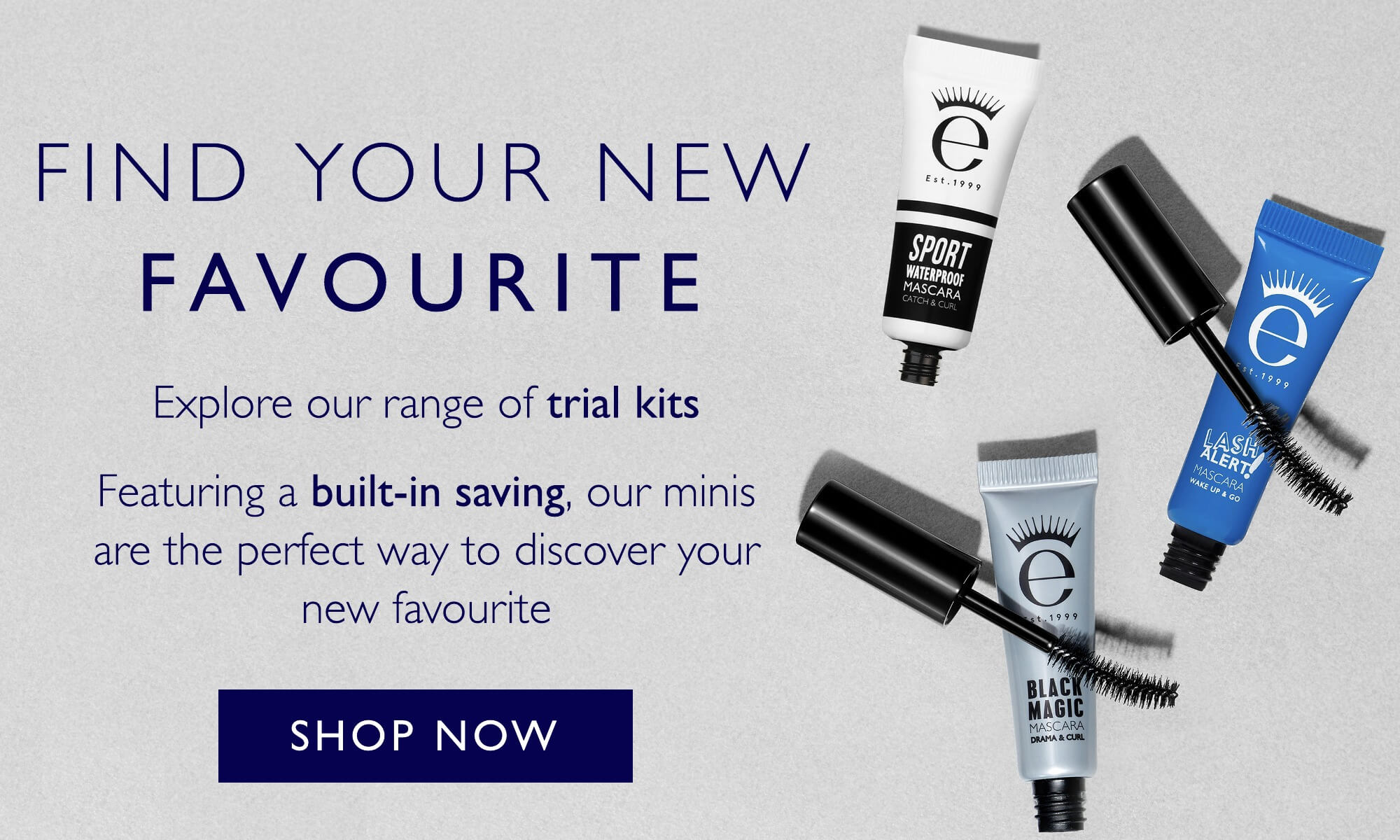 Shop our Trial Kits.