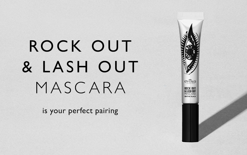 Rock Out Lash Out is your pairing