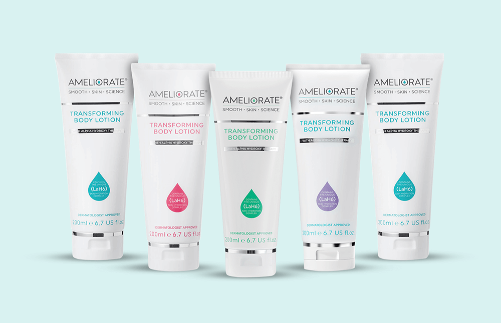 All Transforming Body Lotions