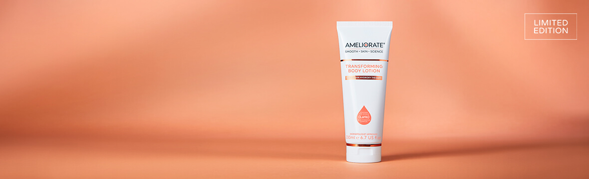 Shop our new Illuminating transforming body Lotion