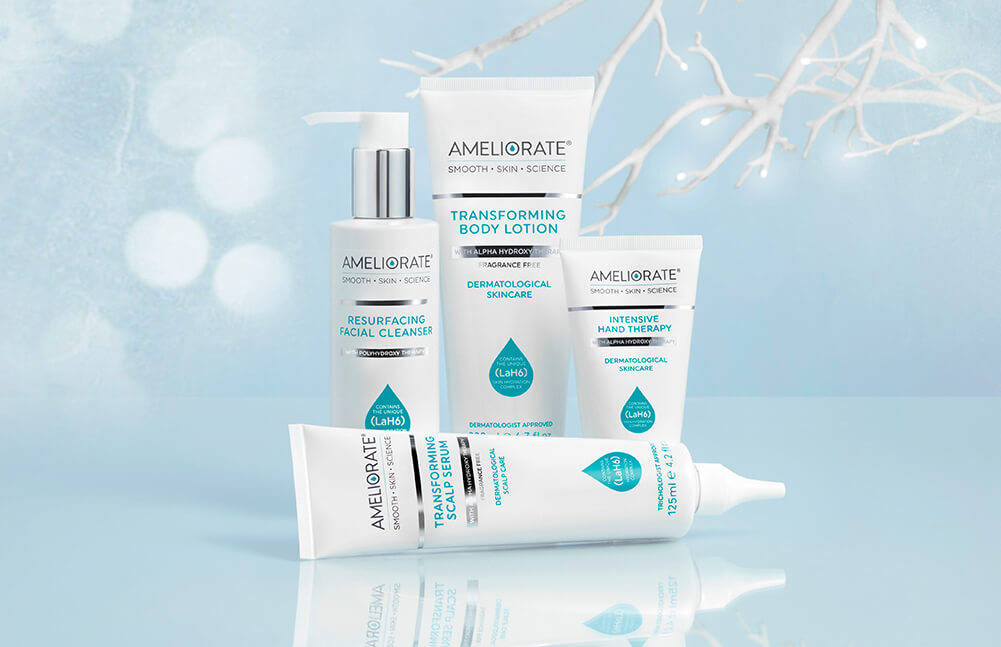 Treat dry Winter skin with intense hydration for the ultimate in skin confidence with our body, skin and scalp care.