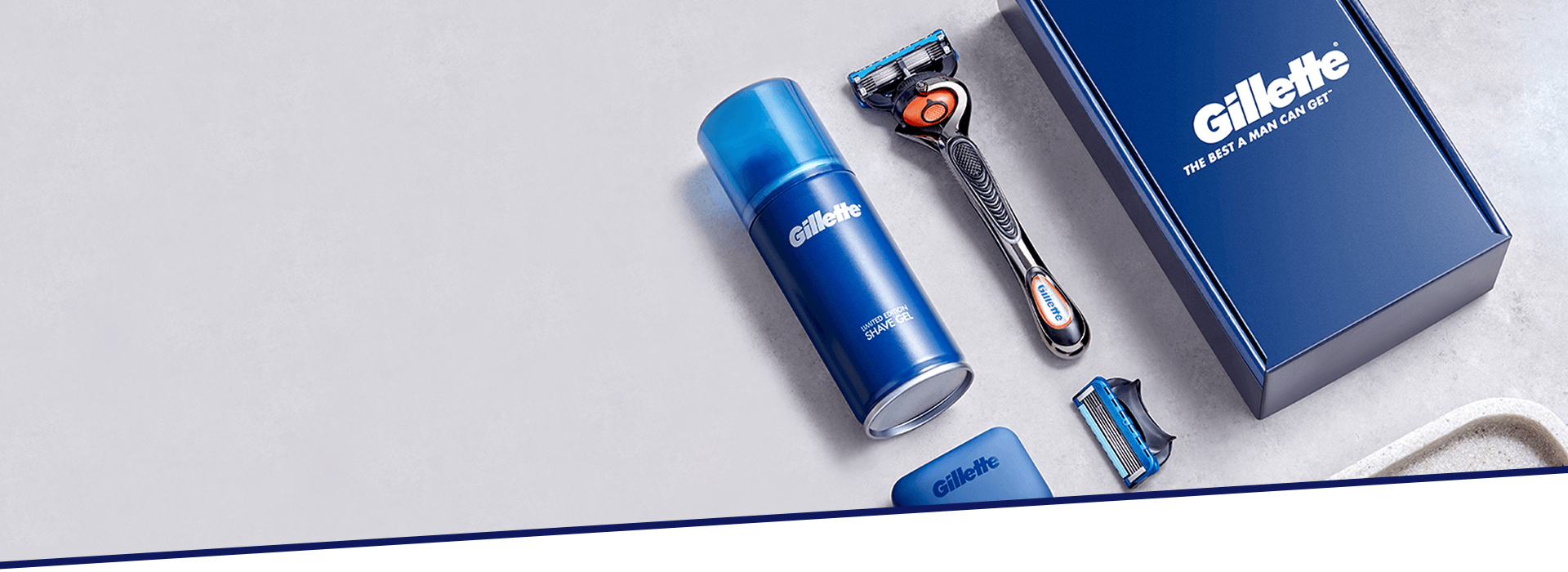 Gillette Club Rasierer Abonnement: Deine Rasur passend zu Dir