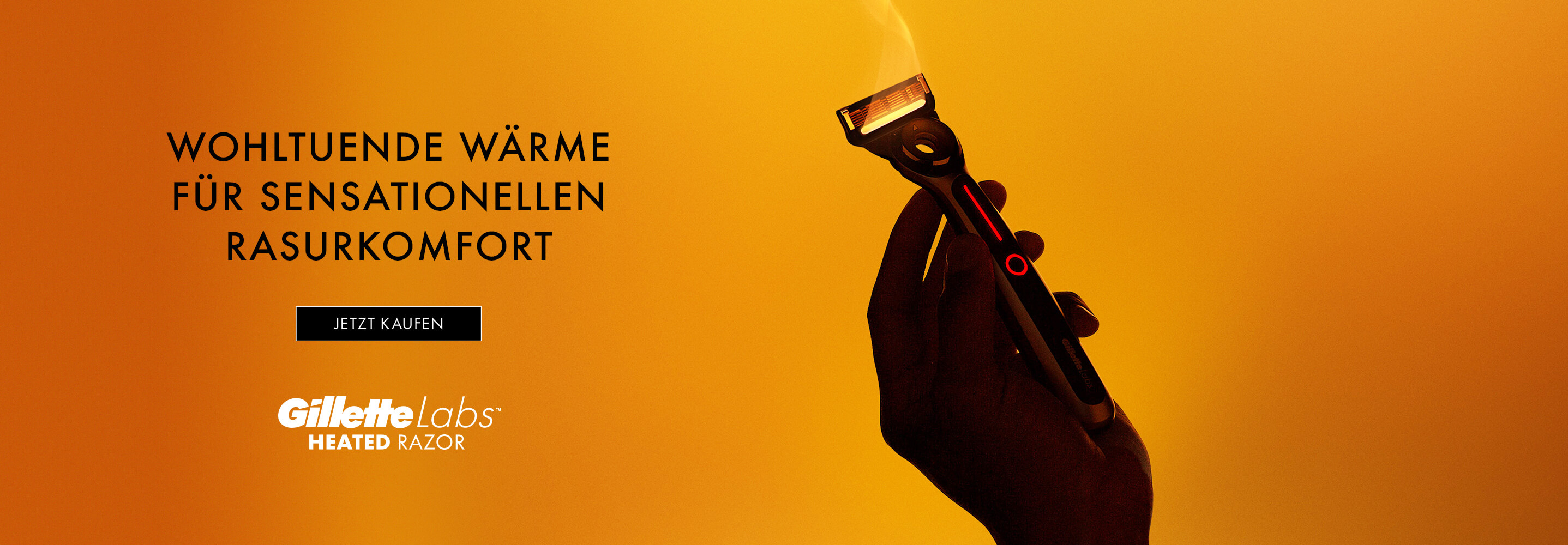 Gillette Labs Heated Razor