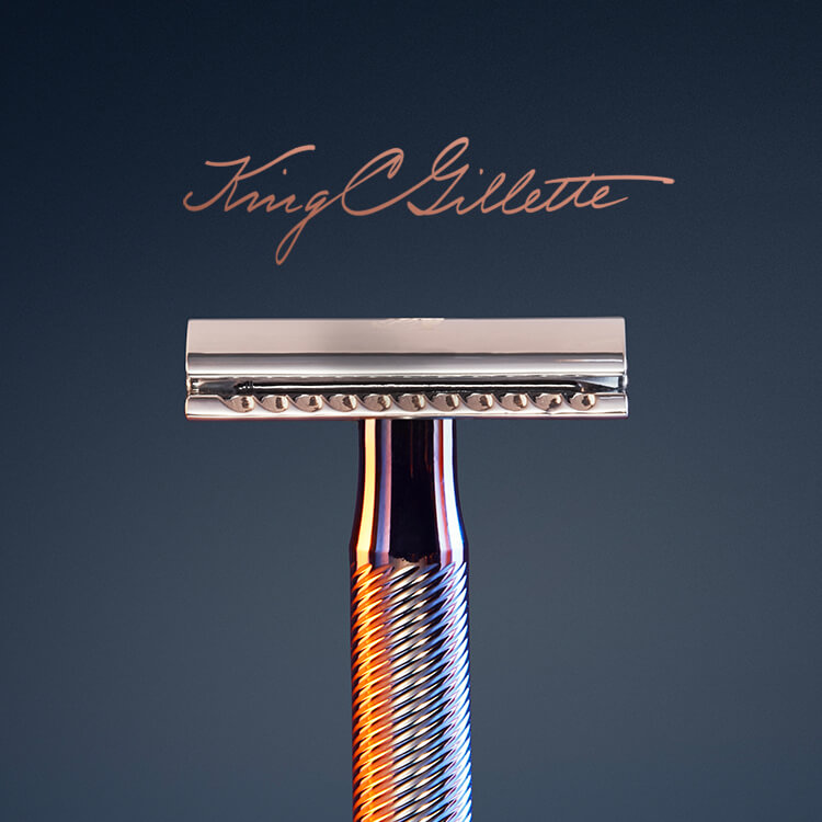Über King C.Gillette