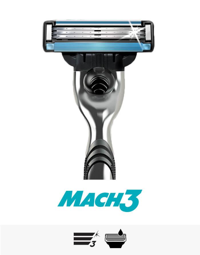 Mach3 Portfolio: Alle Informationen über unser Mach3 Sortiment direkt vom Hersteller