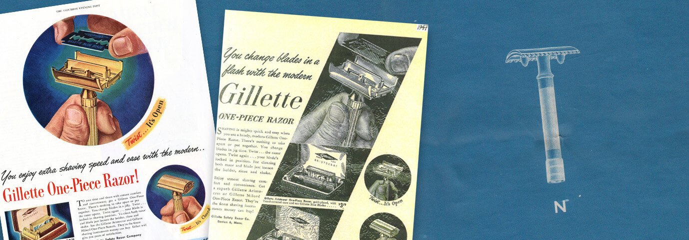 History of Gillette.