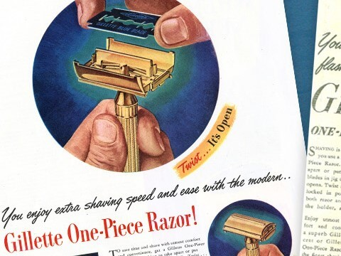 History of Gillette.