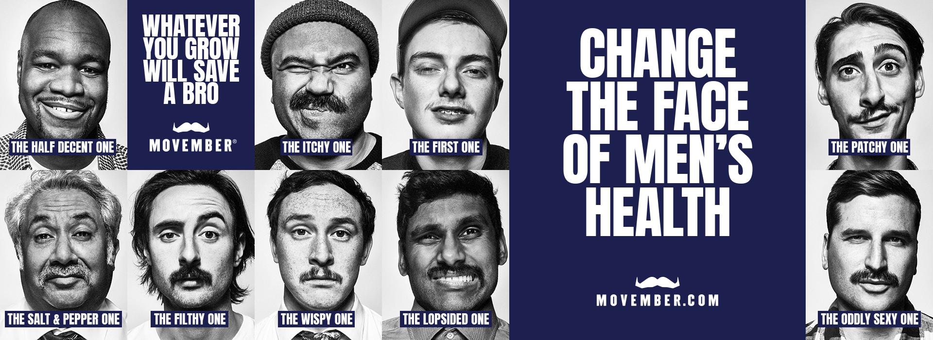 Movember Campaign