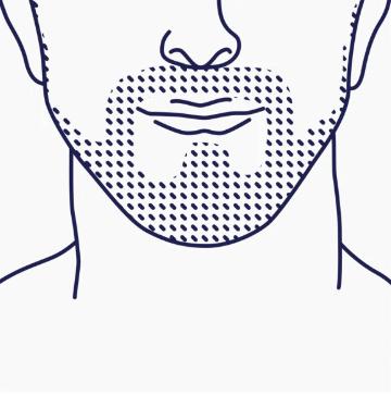 1-2 Shaves Per Week
