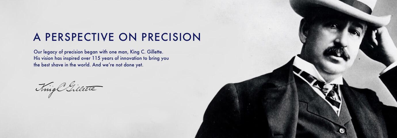 Image of King C. Gillette.