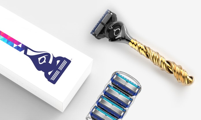 Razor Maker™ Collection. Razor Maker™ Powered by Gillette.