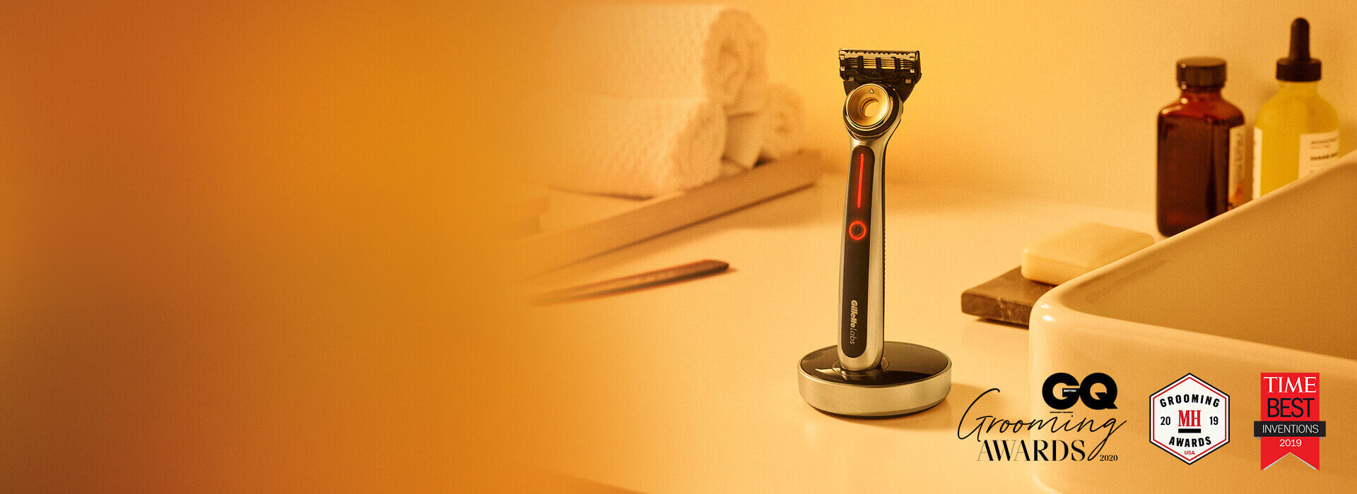 The Ultimate Shaving Experience