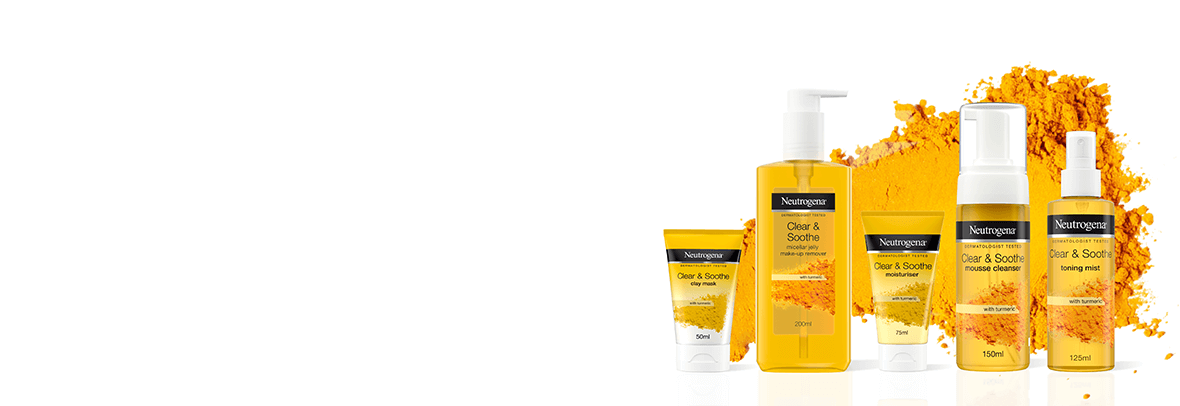 Introducing the new Clear & Soothe range