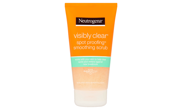 Visibly Clear Spot Proofing Smoothing Scrub 150ml