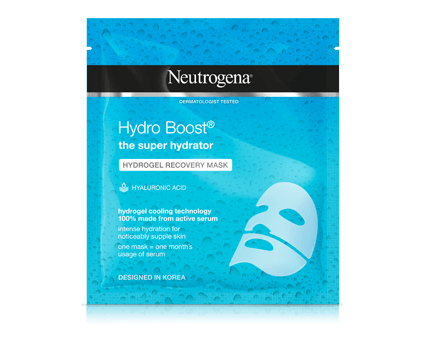 Hydro Boost Hydrogel Recovery Mask