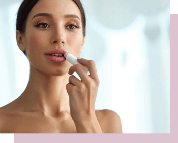 How To Look After Your Lips. Chapped lips getting you down? Here's how to care for your lips now the weather's getting colder...