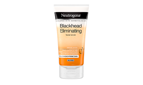 Neutrogena® Blackhead Eliminating Facial Scrub 150ml