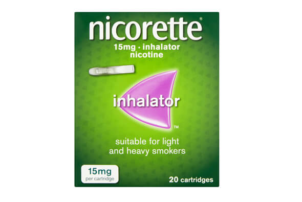 How I Quit Smoking? NICORETTE® Inhalator and My Quit plan
