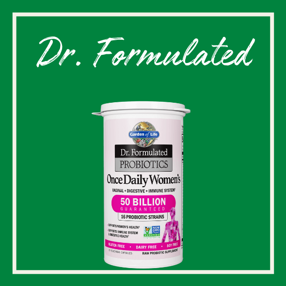 Dr. Formulated Once Daily Women's