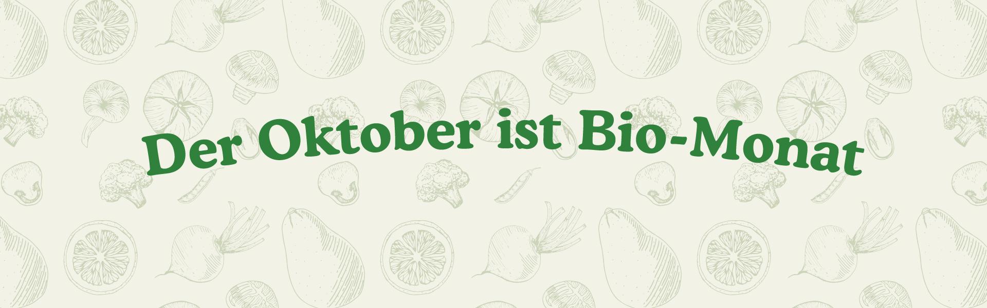 Go Organic This October