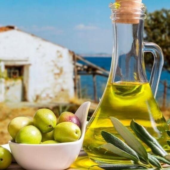 Польза средиземноморской диеты