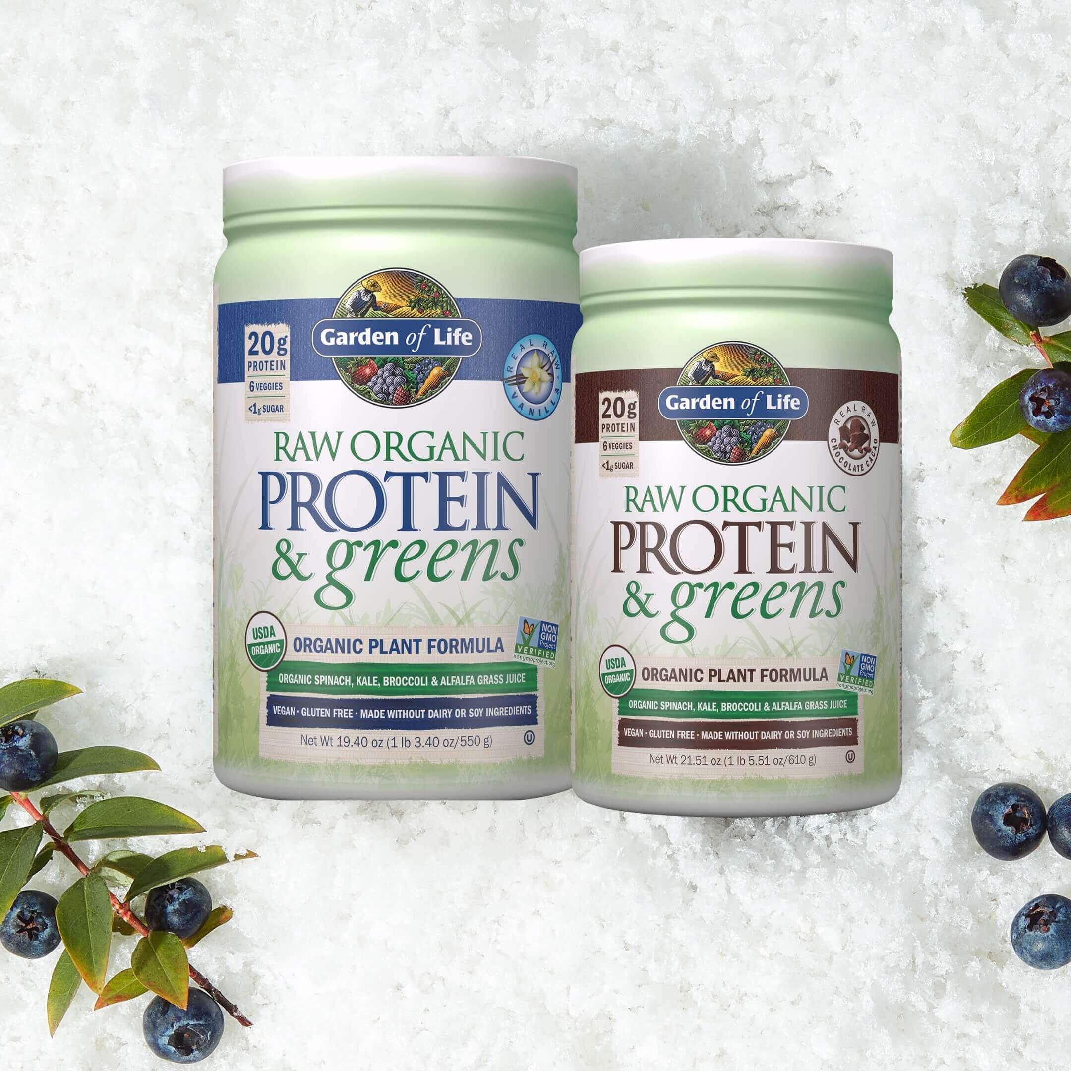 無論您是想要增肌還是從植物蛋白中獲取更多營養,我們都有您需要的那一款蛋白粉。