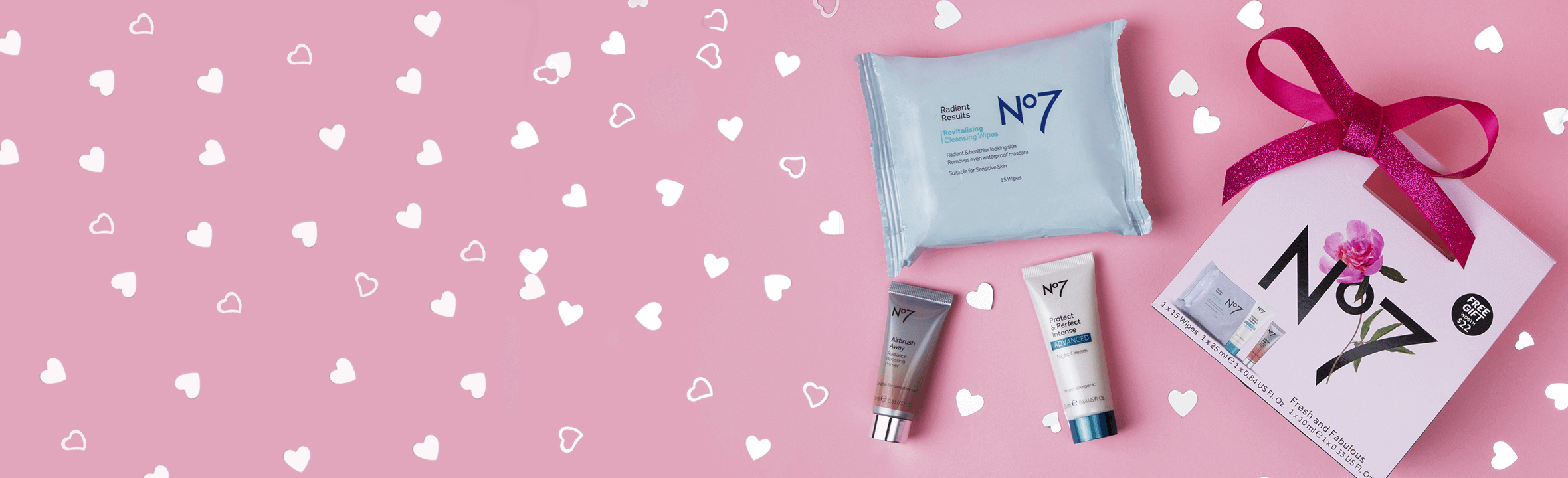 We're sharing the love. Get a FREE Fresh & Fabulous Trio with any $55+ order