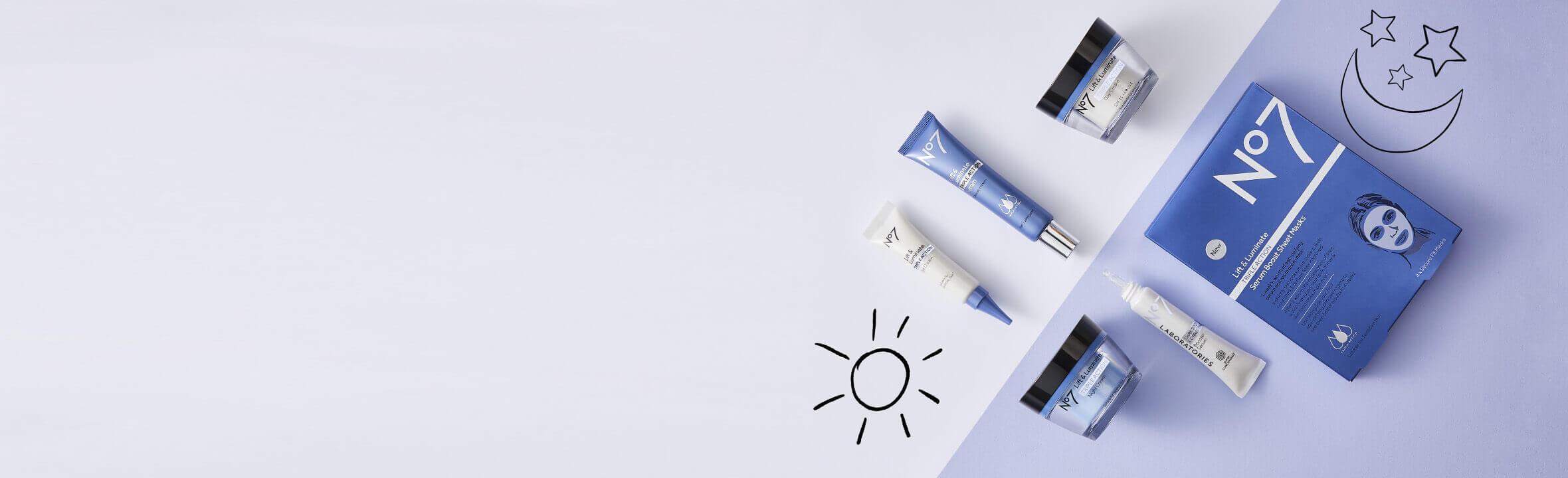 Day and night, take a moment to treat your skin and see lasting results. Beautiful skin starts with a daily commitment to cleanse, moisturize and nurture skin