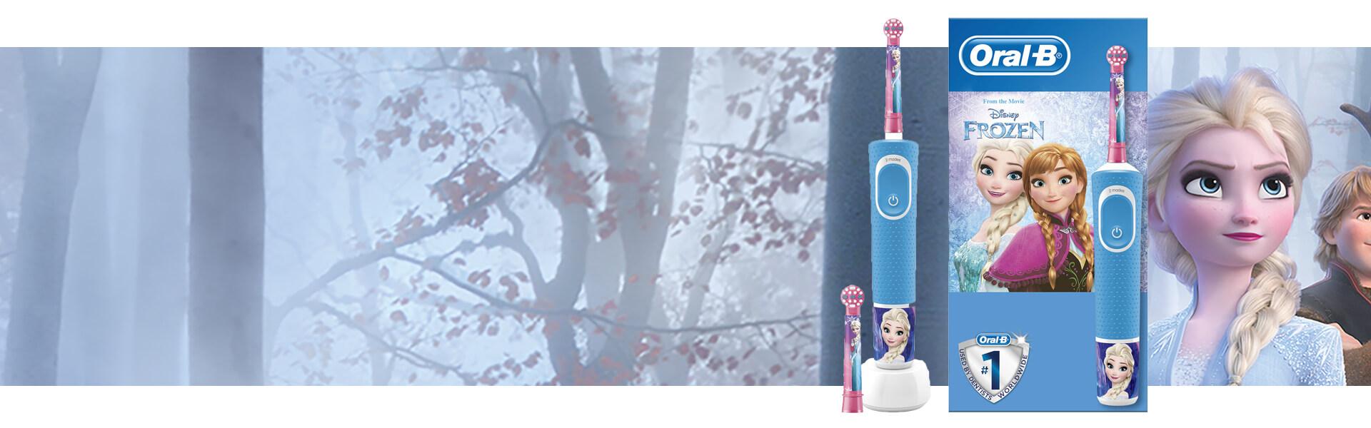 Frozen Tandenborstel