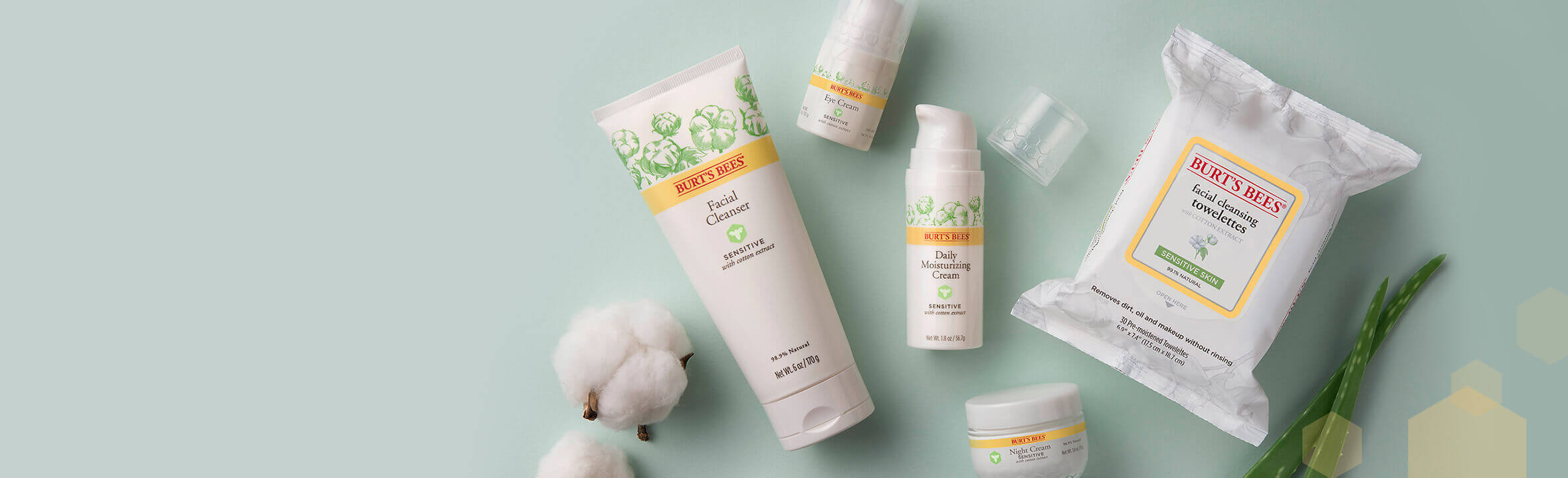 sensitive skincare products