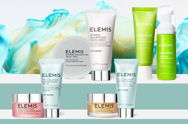 Discover our Online Exclusive travel-sized sets of skincare must-haves.  Whether you're already a fan of our the products and want to downsize them to take them everywhere with you. Or if you're looking to try out the products before committing to a full size.  These Discovery Sets is the perfect introduction to our brand.