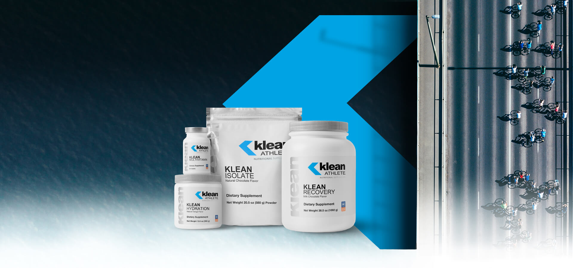 Klean Athlete- Fuel your foundation and perform at your peak