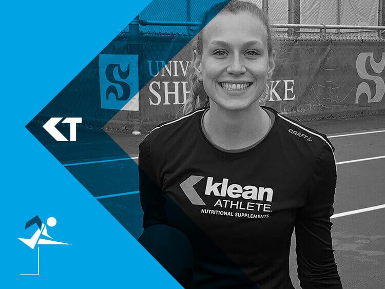 Maite Bouchard 800m Olympic Runner