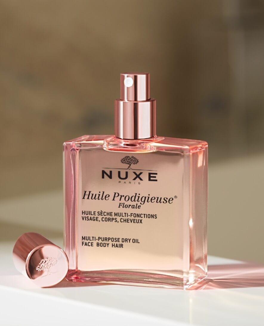 Introducing Huile Prodigieuse® Florale