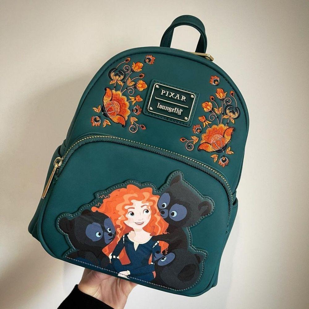 Loungefly Disney Brave Triplets Mini Backpack - VeryNeko Exclusive