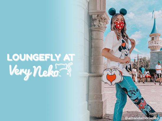 Loungefly at VeryNeko Banner