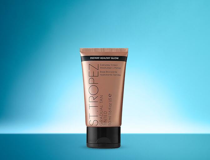 St.Tropez Gradual Tan Tinted Face Moisturiser product