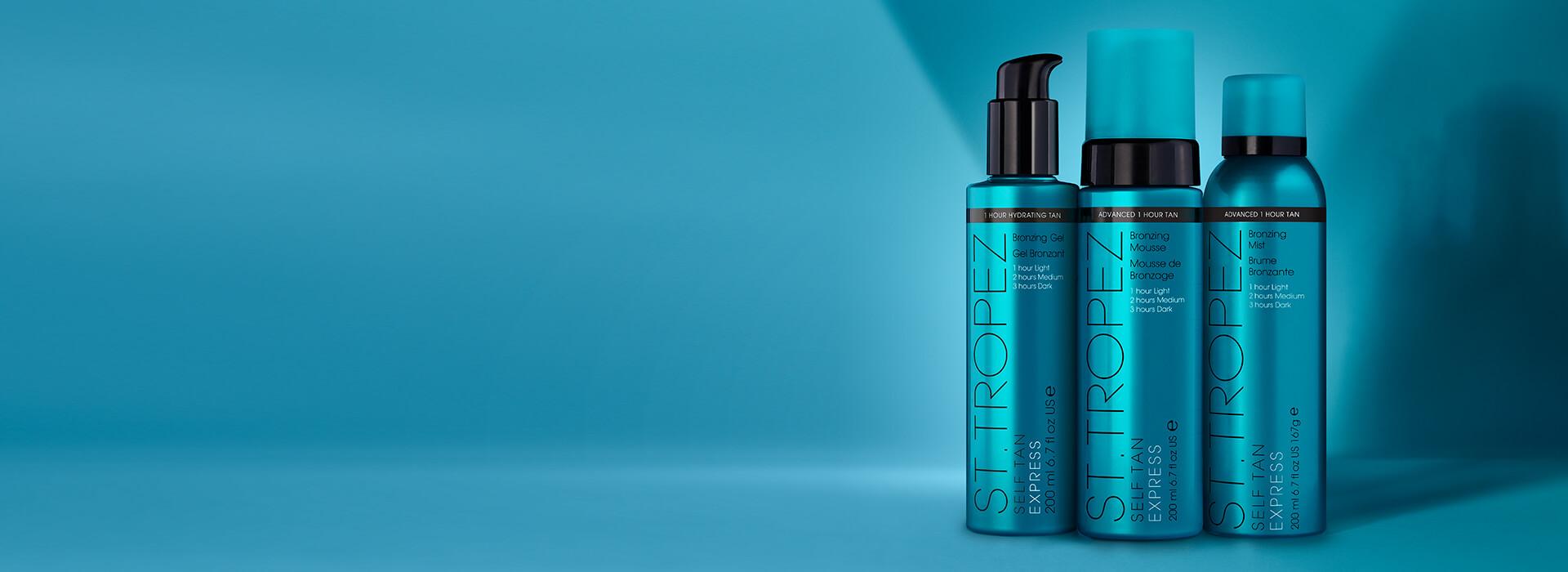 St.Tropez products