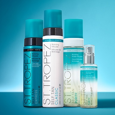 St.Tropez Self Tan range