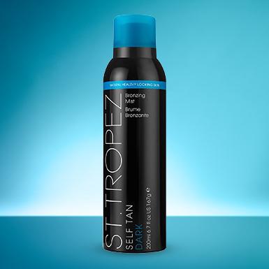 St.Tropez Self Tan Dark Tanning Mist product