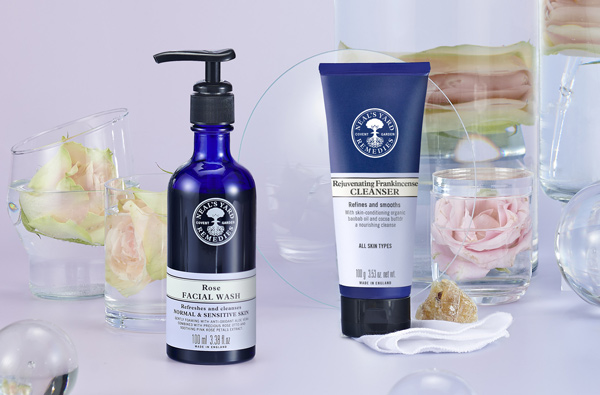 Facial Cleansers And Washes