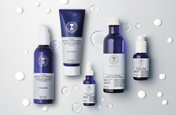 Certified Organic Sensitive Skincare Collection